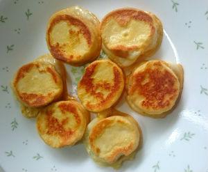 お麩で作るフレンチトースト