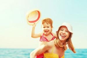 1歳の赤ちゃんでも楽しめる海遊び♪ママが気をつけるべきポイントとは?