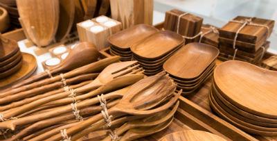 子ども用竹製食器