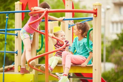 子ども1人での外遊び
