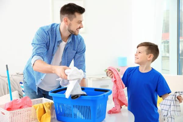 """夫婦の家事担当や、分担割合は?みんなの""""パパの家事協力事情""""を調べてみた!"""