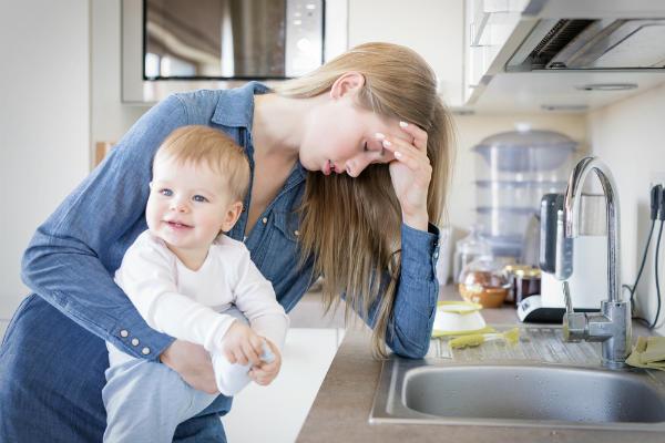 もう体力限界…そんなときのママの救世主『力尽きたときのための簡単レシピ』が使える!