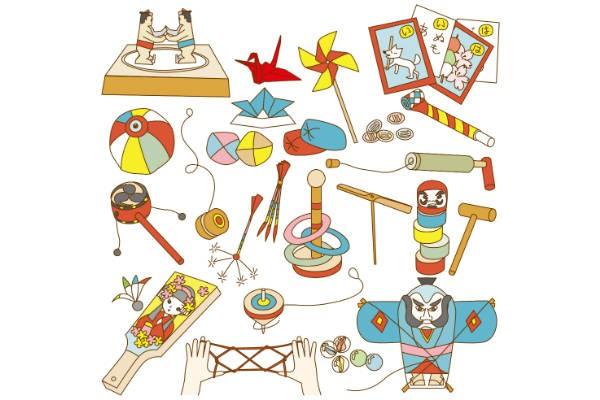 子供に伝えたい!子供の成長を促す昔ながらのおもちゃを見直そう!