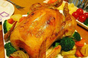 鶏もも肉&フライパン1つでもOK!『ローストチキン』を上手に作るコツ