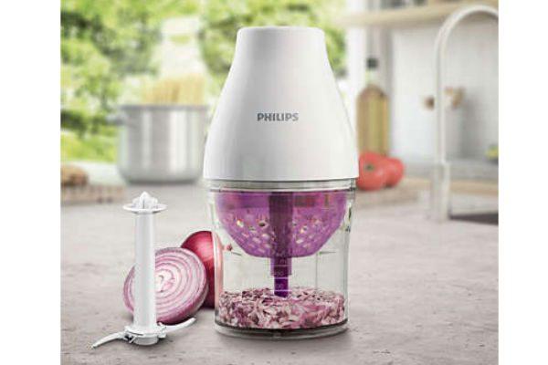 【プレゼント】フィリップスの『マルチチョッパー』で料理を時短&快適に!離乳食やスープ、チョップドサラダ作りも簡単!