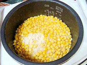 意外な具で作る炊き込みご飯