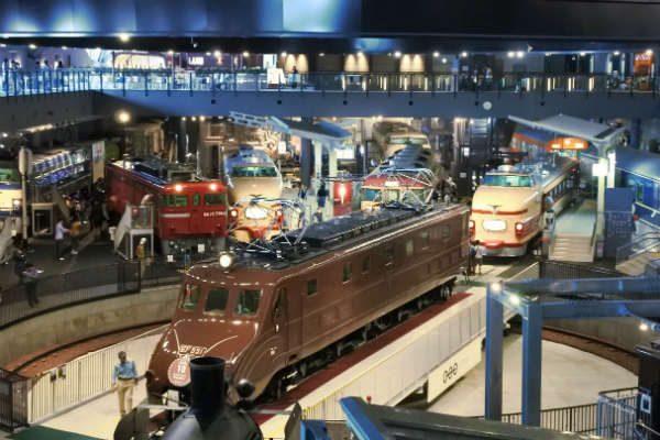 電車好きキッズが大興奮!関東の電車博物館5選