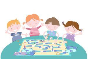 幼児期から始めるのがおすすめ!家族で楽しめるボードゲーム4選