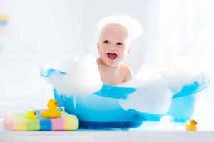 お風呂嫌いの克服にも!?かわいいウォールステッカーでお風呂タイムを盛り上げよう!