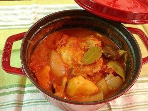 ストウブ鍋とレシピ