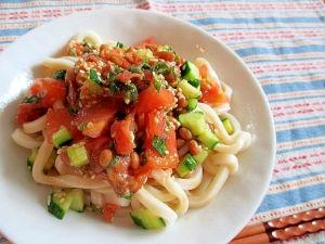 夏野菜の和え物レシピ