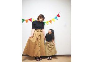 みんなのInstagram投稿紹介【#ママプ親子コーデvol.3】