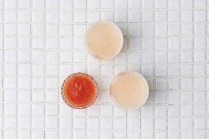 トマトのブランマンジェ