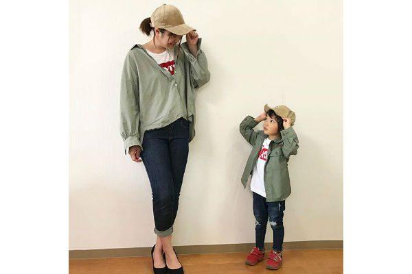 みんなのInstagram投稿紹介【#ママプ親子コーデvol.4】