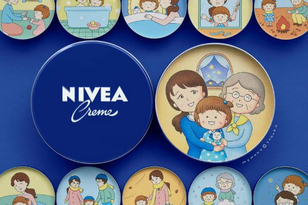"""さくらももこさんの遺作!""""家族テーマの絵本動画""""がNIVEA特設サイトで見られる!"""