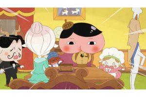 12月よりレギュラー放送決定!大ヒット児童書『おしりたんてい』のTVアニメがEテレで毎週見られる!