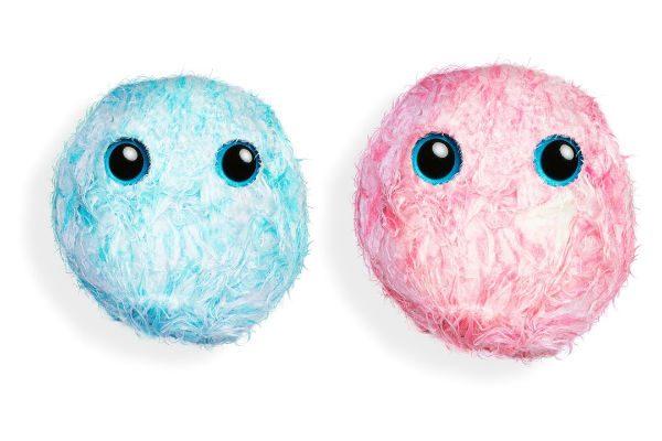 謎の毛玉…洗うと超絶キュートなぬいぐるみに!話題のサプライズトイ『WHOareYOU? (ふーあーゆー?)』にママも子どもも夢中