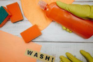 赤ちゃんがいても安心!家事えもんも勧める万能洗剤『オレンジX』がスゴイ!