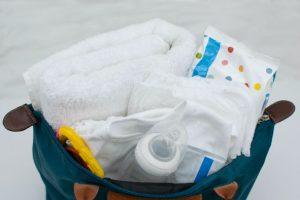 オシャレで収納力も最強!ポケットたくさんトート『インナーキャリングバッグ』がマザーズバッグや通勤バッグに使える!