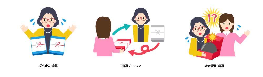 平成VS昭和 お歳暮の失敗