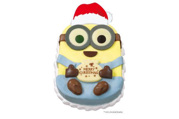 食べるのがもったいない!インパクト大のクリスマスケーキ集【2018年版】