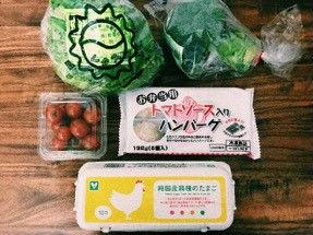 生活クラブ ロコモコ丼