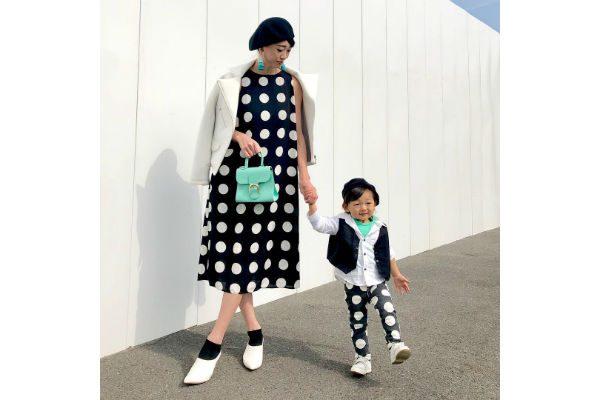 みんなのInstagram投稿紹介【#ママプ親子コーデvol.10】