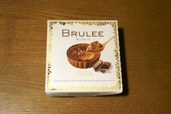 OHAYO『BRULEE(ブリュレ)チョコレート』