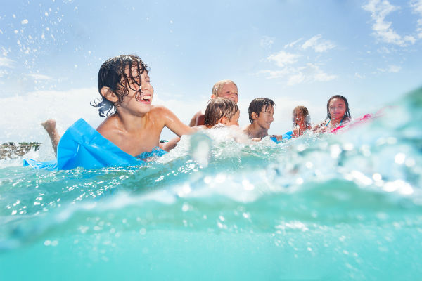 子連れ海水浴の必須アイテム